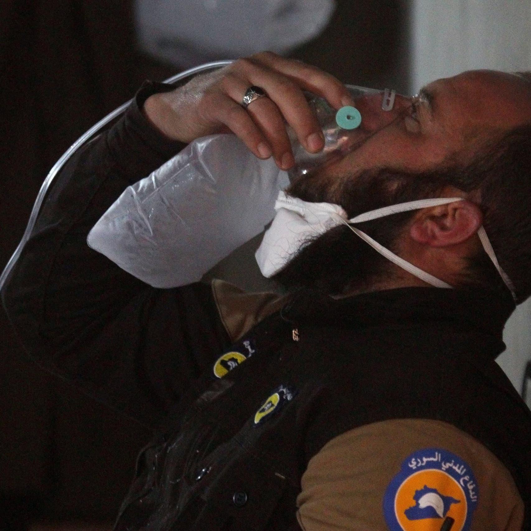 منظمة حظر الكيمياوي: السارين استخدم شمال سوريا