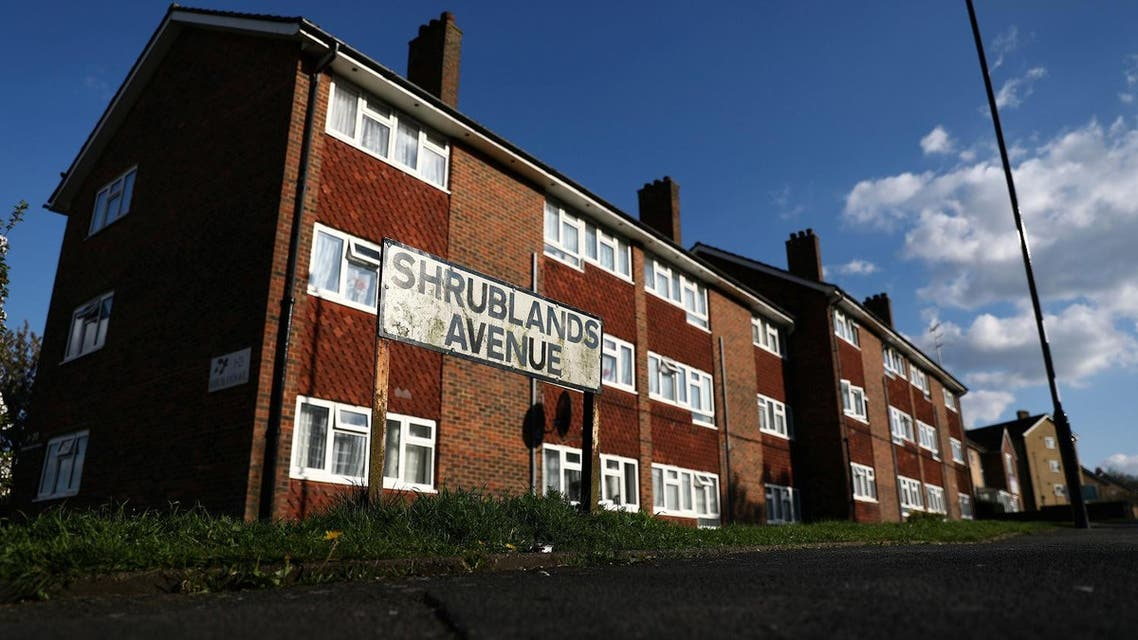"""A general view of the Shrublands area of Croydon in London, Britain where police say a """"brutal"""" attack involving a gang of up to 30 assailants on a teenage asylum seeker took place (File Photo: Reuters/Neil Hall)"""