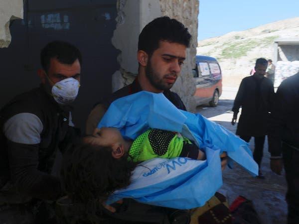 ترمب: هجوم إدلب ارتكبه النظام.. نتيجة لضعف أوباما