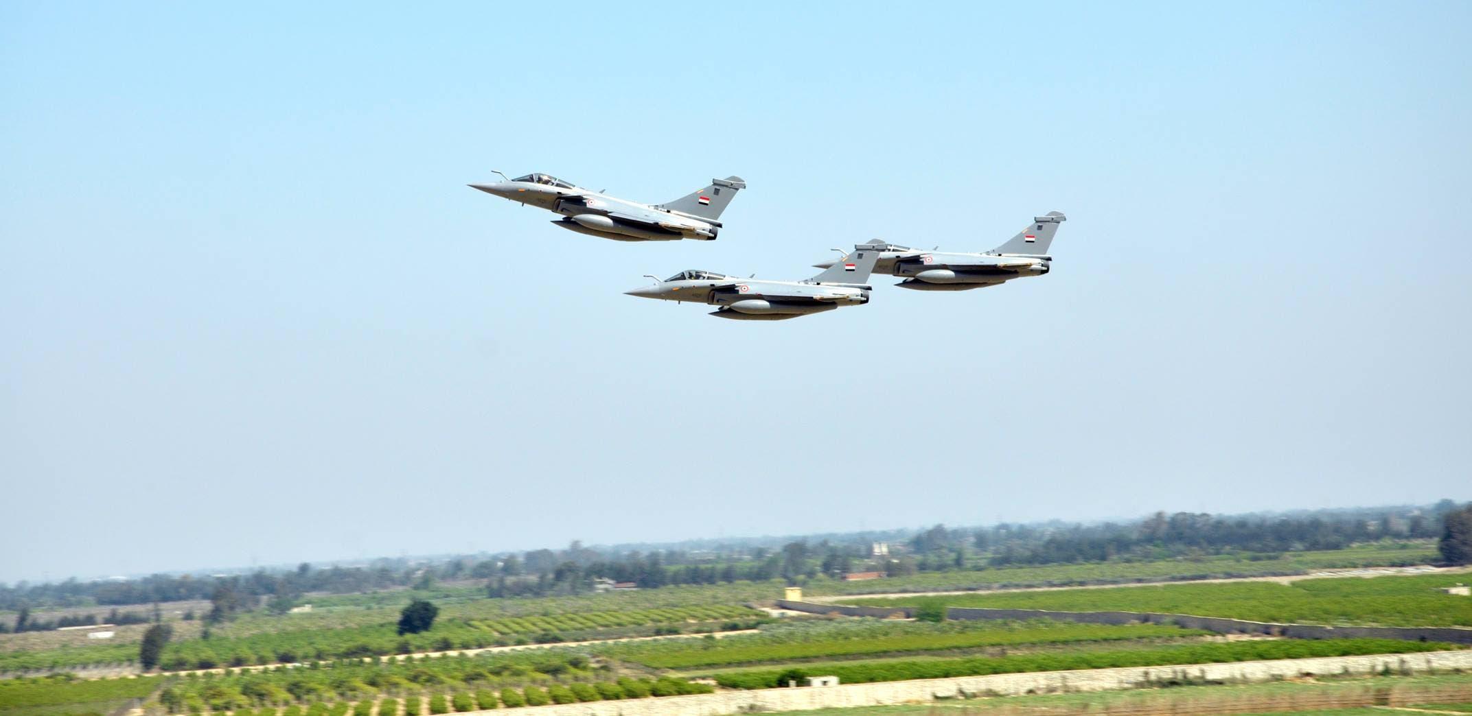 """الدفعة الثالثة من طائرات """"الرافال"""" تحلق بسماء القاهرة 30e21294-ab72-46ff-aed6-94454897bf59"""