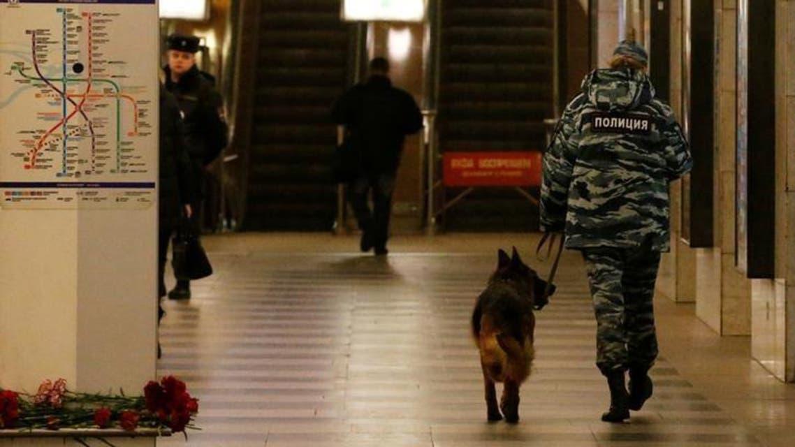 روسيا.. احتجاز 6 أشخاص للاشتباه في صلتهم بداعش