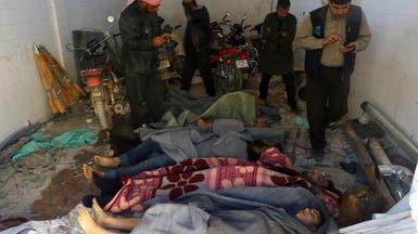 روسيا تدعو للتحقيق بمجزرة إدلب.. والنظام يكرر روايته