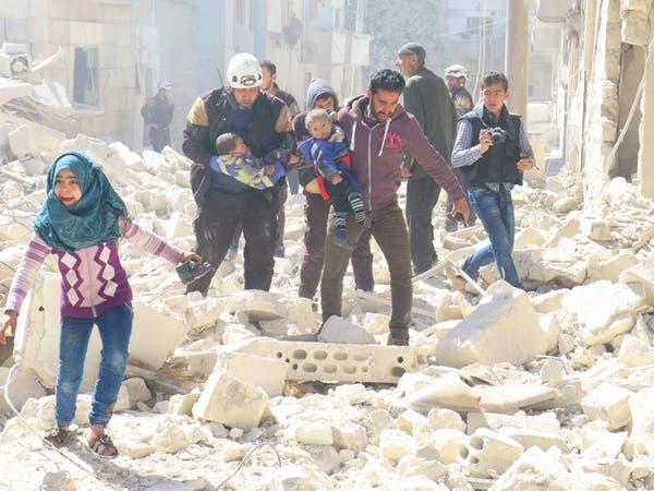 بالفيديوهات والصور.. هكذا حدثت مجزرة إدلب
