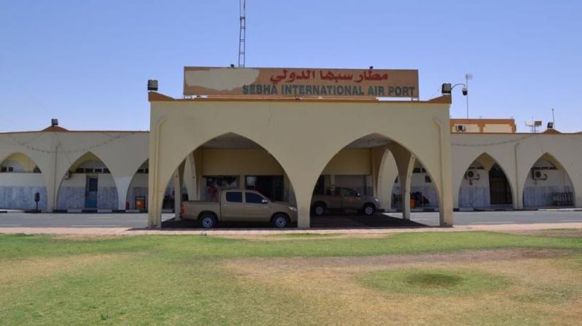 sabha airport libya sabha
