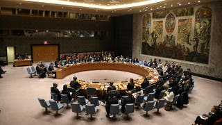 مجلس الأمن يناقش اليوم تطورات الأوضاع بقطاع غزة