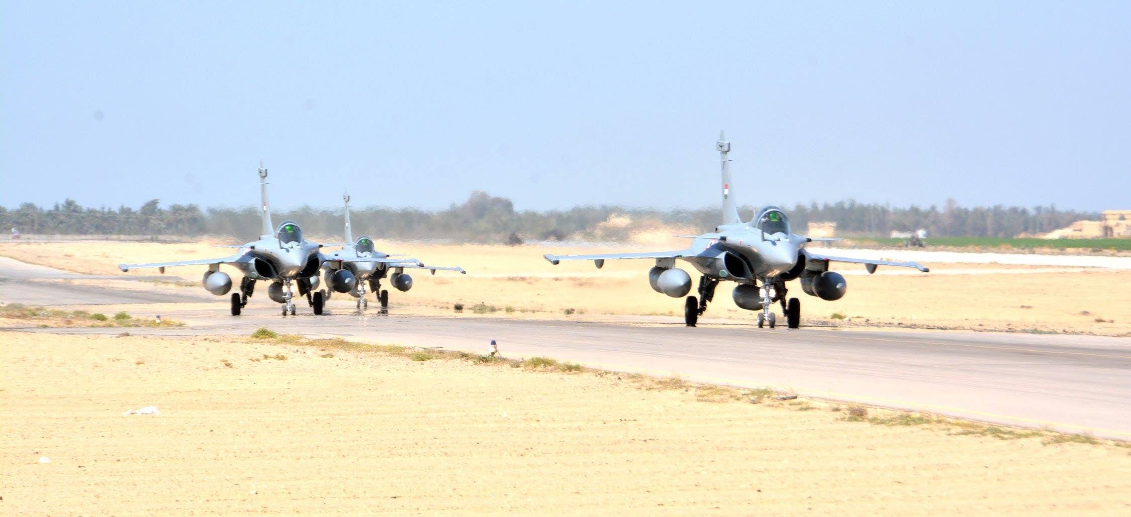 """الدفعة الثالثة من طائرات """"الرافال"""" تحلق بسماء القاهرة D4c289f0-c425-479b-8322-655249a8e49c"""
