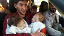 Sarin used in deadly April 5 attack in Syria, finds probe