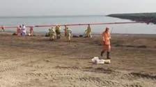 80 percent of Sharjah oil spill cleaned