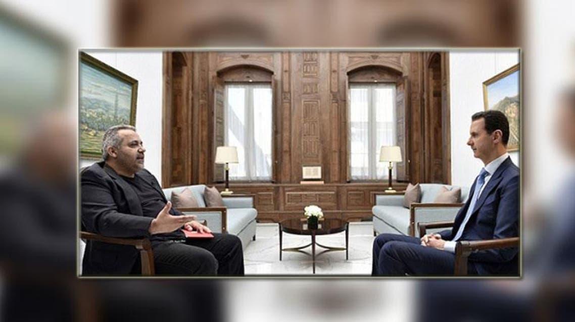 الأسد يضع تصريحات تتناول مصيره في سلة المهملات!