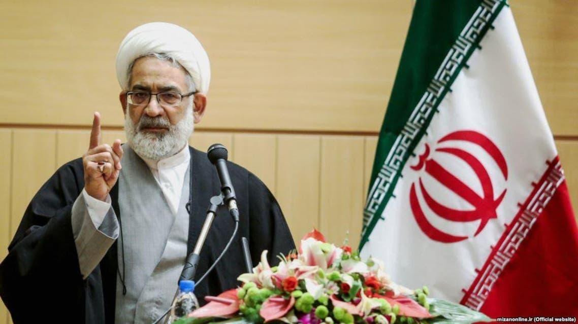 المدَّعي العامّ  الايراني محمد جعفر منتظري