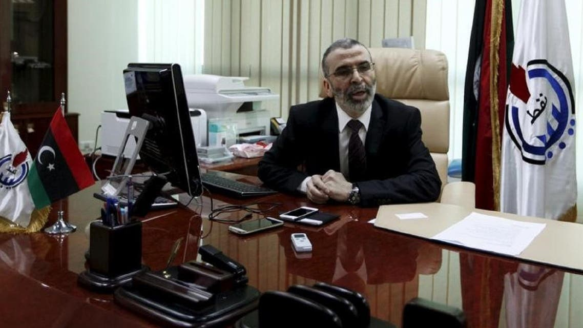 Mustafa Sanalla, head of Tripoli-based National Oil Corporation. (Reuters)