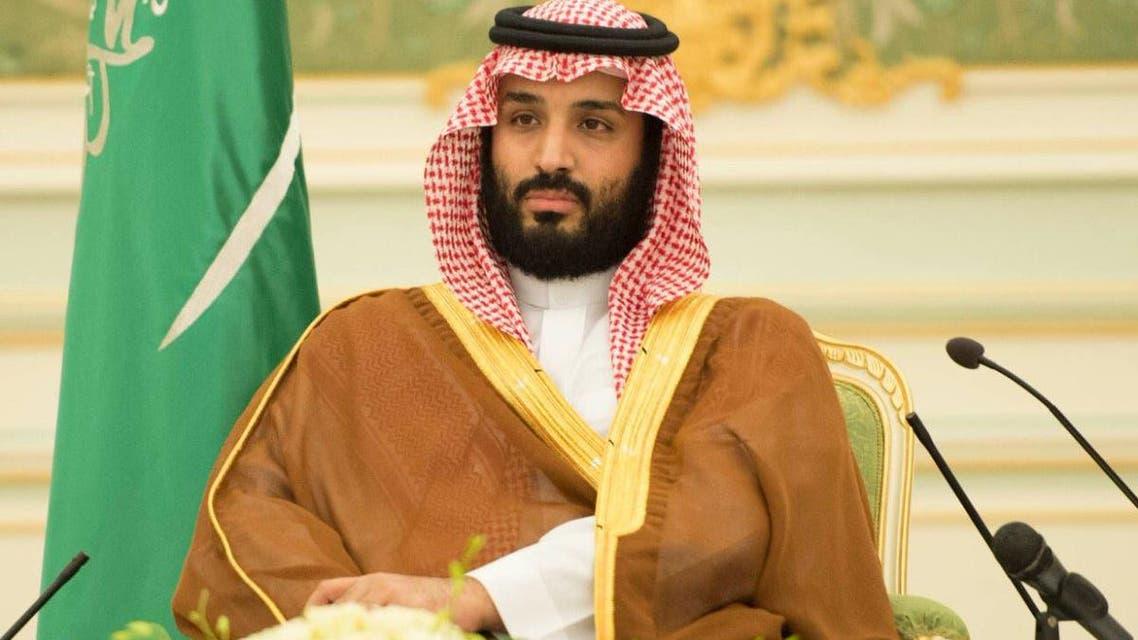 الأمير محمد بن سلمان يستقبل شيوخ القبائل اليمنية