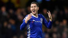 Chelsea's Hazard dismisses comparisons to Messi and Ronaldo