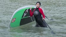 Lindsay Lohan spotted wearing a Burkini in Thailand