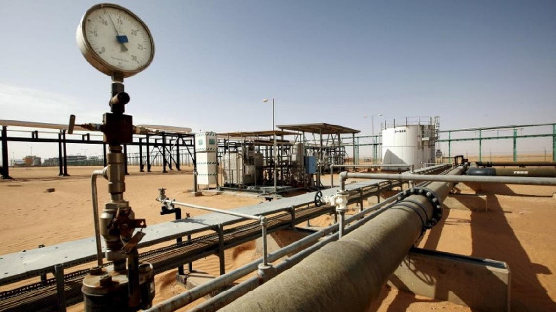 An oil filed in Libya. (File photo: Reuters)