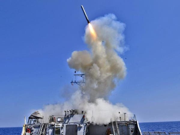 أميركا تهاجم النظام السوري بـ 59 صاروخاً