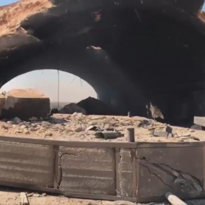 هجوم صاروخي على الشعيرات بحمص.. والبنتاغون يوضح