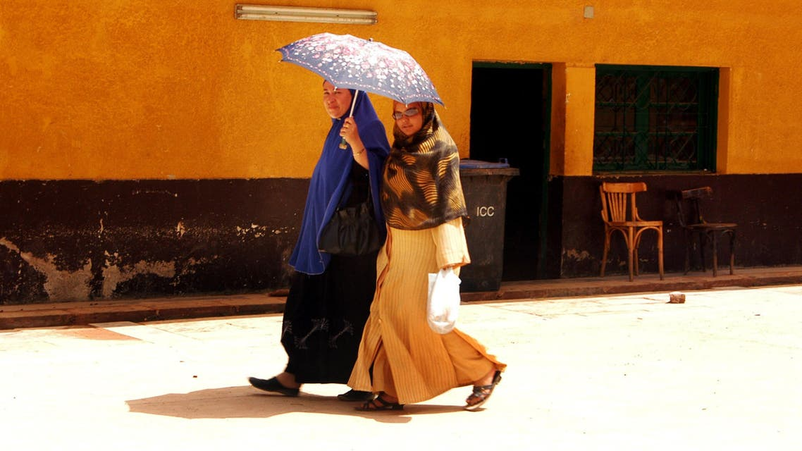 egypt women shutterstock