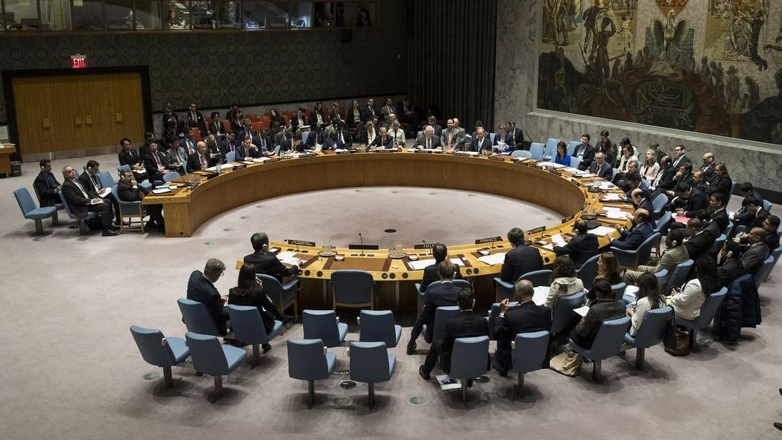 UN Security Council to meet Friday on US strikes in Syria (AFP)