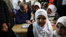 Argentina grants 1,000 scholarships to Syria refugees, urges others to follow