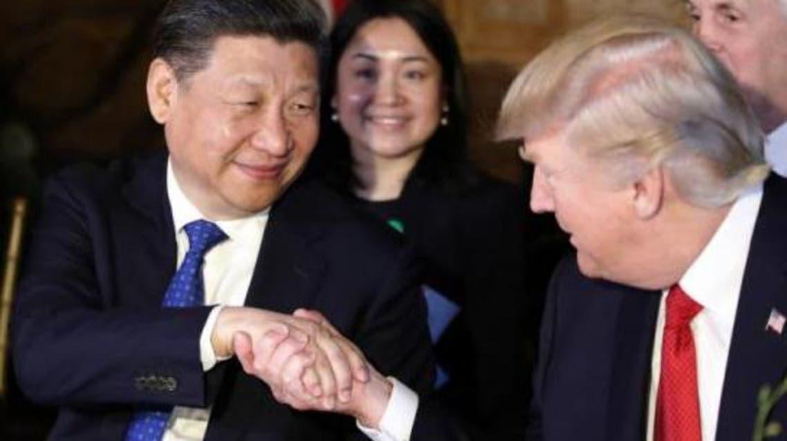 ترمب والرئيس الصيني