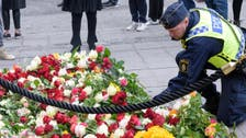 Uzbek man held over Swedish truck attack that killed four
