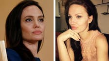 Mom-of-two looks so much like Angelina Jolie people stop and stare