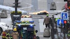 Second suspect arrested over Stockholm truck attack