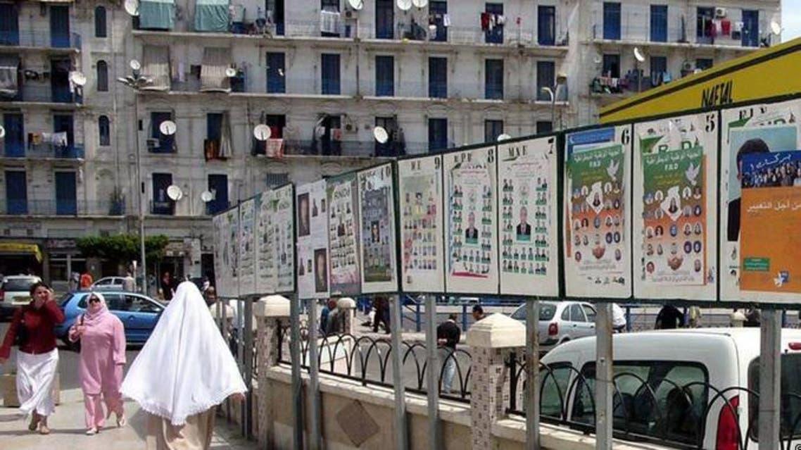 الحملة الانتخابية الجزائر