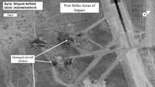 Moscow warns of 'extremely serious' consequences from US strike on Syrian base