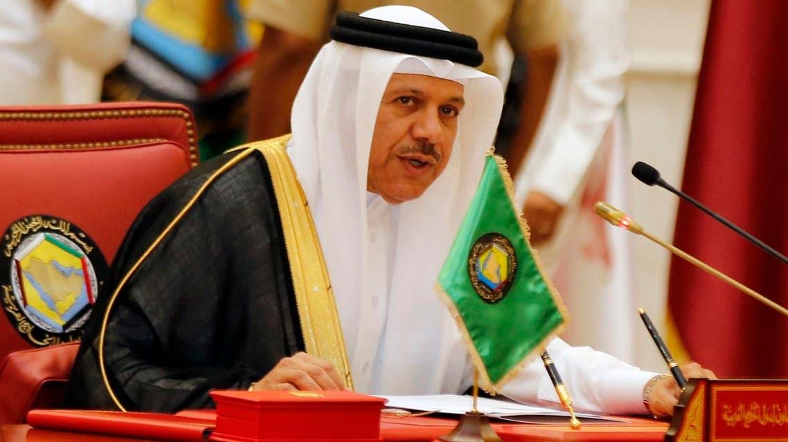 Gulf Cooperation Council (GCC) secretary general Abdellatif Zayani attends a GCC summit on December 6, 2016. (AFP)