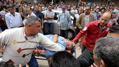 ارتفاع حصيلة ضحايا تفجيري طنطا والإسكندرية