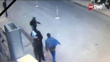 شاهد لحظة تفجير كنيسة الإسكندرية