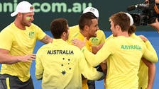 Davis Cup: Australia clinches quarterfinal win over the United States