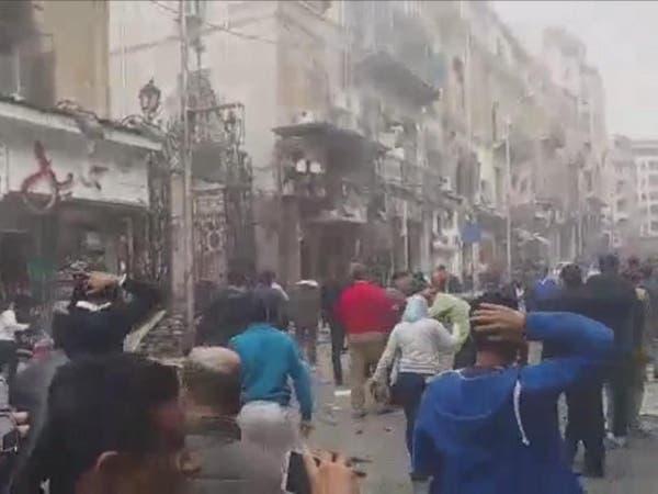 متهم بتفجير كنيسة الإسكندرية يسلم نفسه للأمن