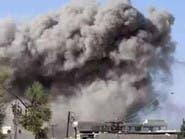 سوريا.. 18 قتيلا بينهم 5 أطفال في غارة على إدلب