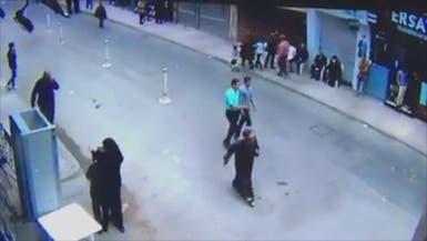 أوضح فيديو لتفجير كنيسة الإسكندرية