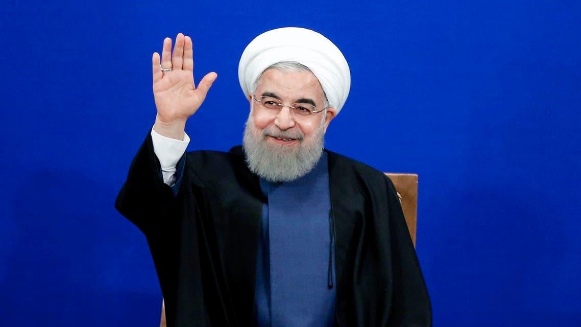 Iranian President Hassan Rowhani (File Photo: Atta Kenare/AFP)