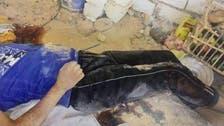 صور.. مقتل 7 إرهابيين خططوا لاستهداف كنائس وأديرة بمصر