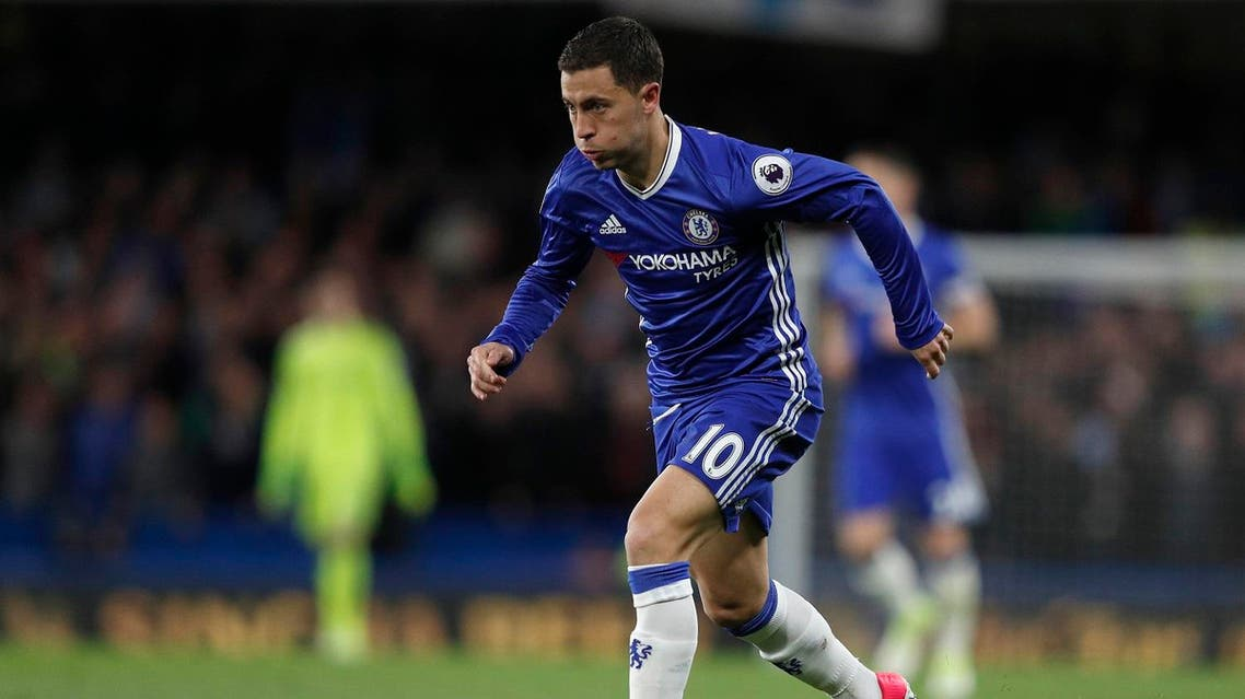 """Chelsea are well aware of what must be done to clinch the Premier League title but will also be looking cautiously over their shoulders as Tottenham Hotspur continue their relentless pursuit of the leaders, midfielder Eden Hazard has said.                Chelsea, who are seven points clear at the top of the table, beat 15th-placed Bournemouth 3-1 on Saturday to maintain their lead over second-placed Tottenham, who are on a six-game winning run in the league.                """"They are waiting for us to lose points but if we do the job we will be champions in the end,"""" Hazard told the club website.                """"We have to be ready because in England you never know, you can lose points against every team,"""" he added.                """"But we are professional, we know what to do if we want to be champion. When we see Tottenham, everything is not done. It is one step closer but we have seven games left to play and we have to be ready for everything.""""                Tottenham cut the lead at the top following Chelsea's loss to Crystal Palace earlier this month but Antonio Conte's men have responded strongly with back-to-back victories over Manchester City and Bournemouth.                Chelsea travel to fifth-placed Manchester United on Sunday and will be hoping to get their first win at Old Trafford since 2013. (AFP)"""
