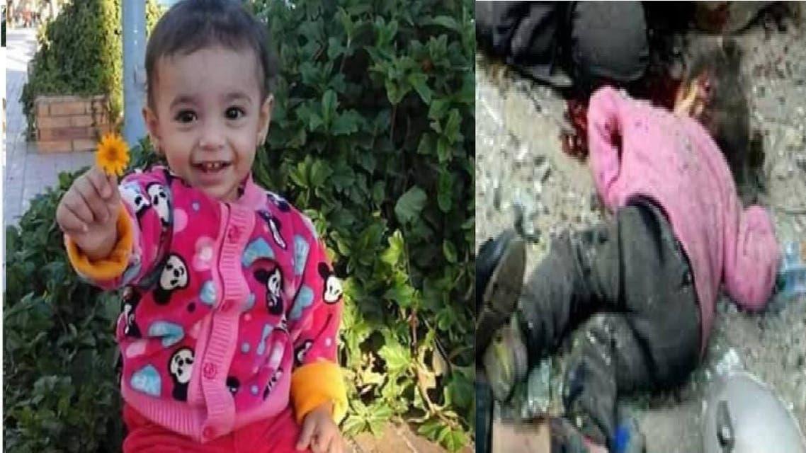 طفلة قضت بتفجير الإسكندرية تدمي قلوب المصريين