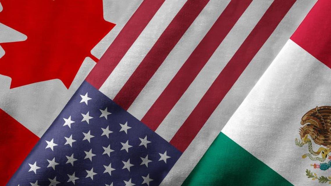 كندا المكسيك أميركا