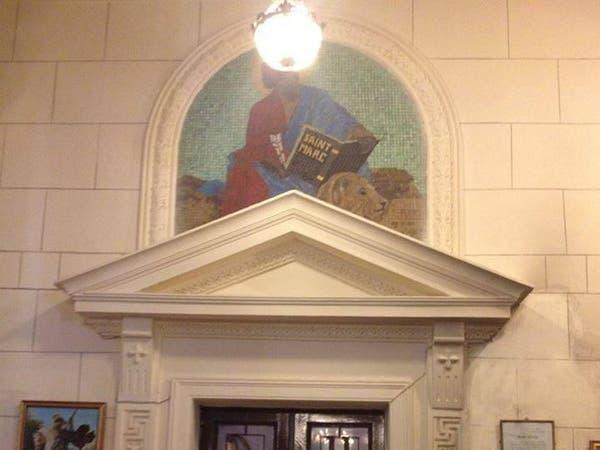 صور تروي تاريخ كنيسة الإسكندرية التي تعرضت للتفجير