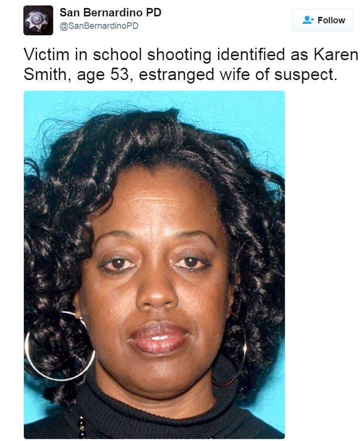 الزوجة الضحية