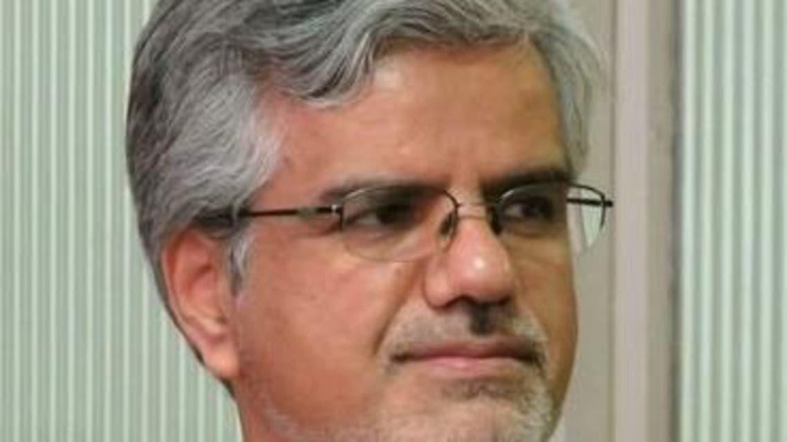النائب الإيراني الإصلاحي محمود صادقي
