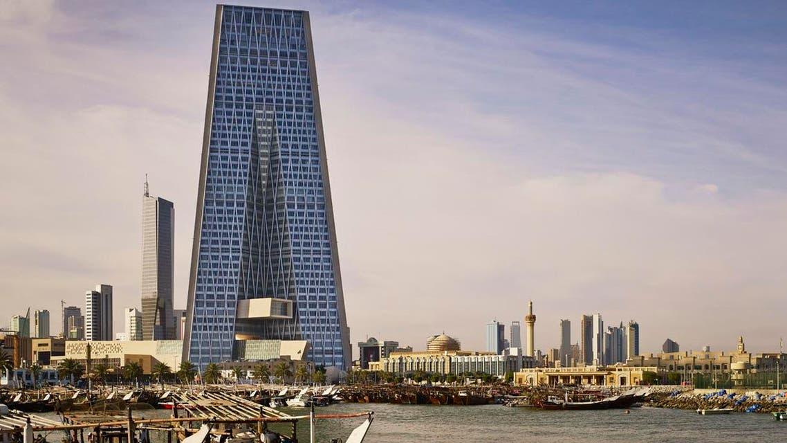 بنك الكويت المركزي المركزي الكويتي المبنى الجديد 2017