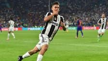 Dybala nets 2 as Juve beats Barcelona 3-0 in Champs League