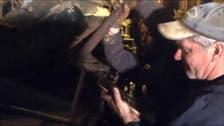 WATCH: Duo finds gold inside tank used in Iraq-Kuwait war