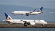 United shares fall after backlash over dragged passenger