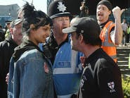 لماذا انشغل البريطانيون بصورة هذه المرأة؟